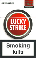 Lucky Strike Original Red Cigarettes