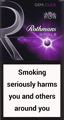 Rothmans Royals Demi Click Purple Cigarettes