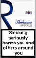 Rothmans Royals KS Blue Cigarettes