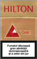 Hilton Gold Cigarettes