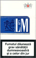L&M Lights (Blue) Cigarettes