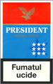 President Special Stars Cigarettes