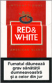 Red&White American Blend Cigarettes