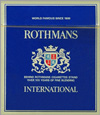 Rothmans International Cigarettes