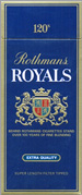 Rothmans Royals 120 Cigarettes