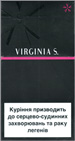 Virginia S. Pink Super Slims 100's Cigarettes